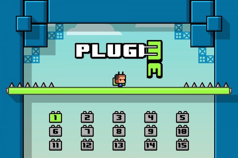 Plug Me is an indie platformer game.