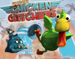 Review of Super Chicken Catchers with download link.