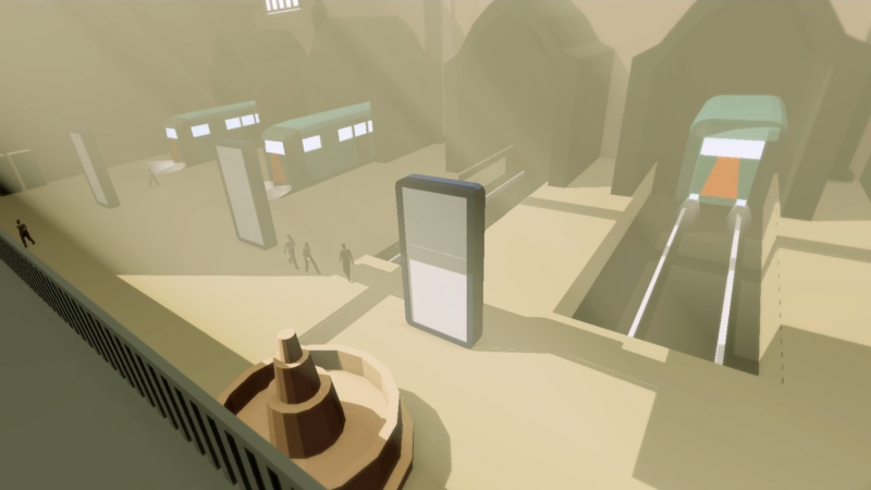 Espial: The Eye from Above is a stealth indie game.