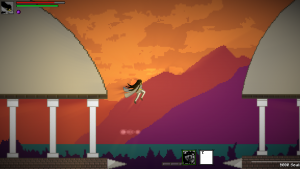 Lost to Time is a 2D sidescrolling indie platformer.