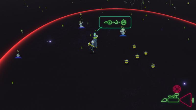 Echonauts game
