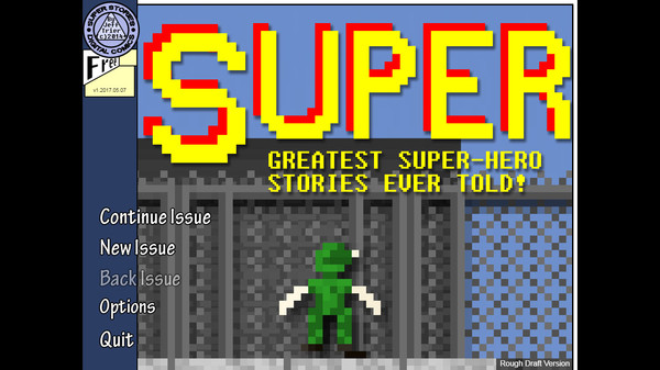 Super platformer game.