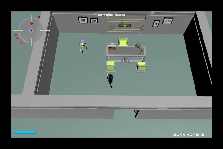 Robot Rampage game.