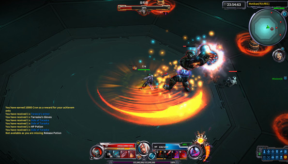 Wild Buster: Heroes of the Titan (Early Access) – A Hack and Slash RPG with nonstop action and cooperative gameplay