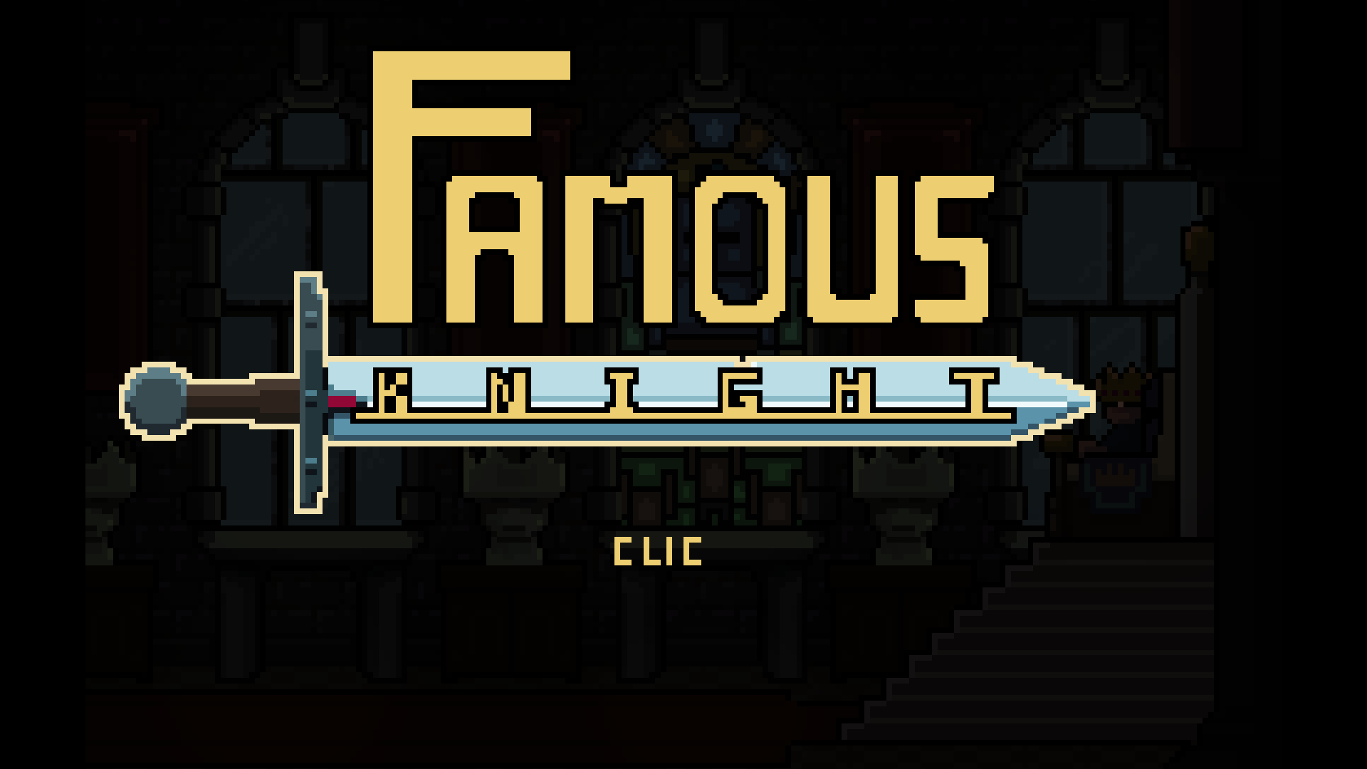 Famous Knight game.