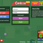 Lordz.io (Complete) – Conquer the Server with a Huge Army in This Fast-Paced Arcade RTS