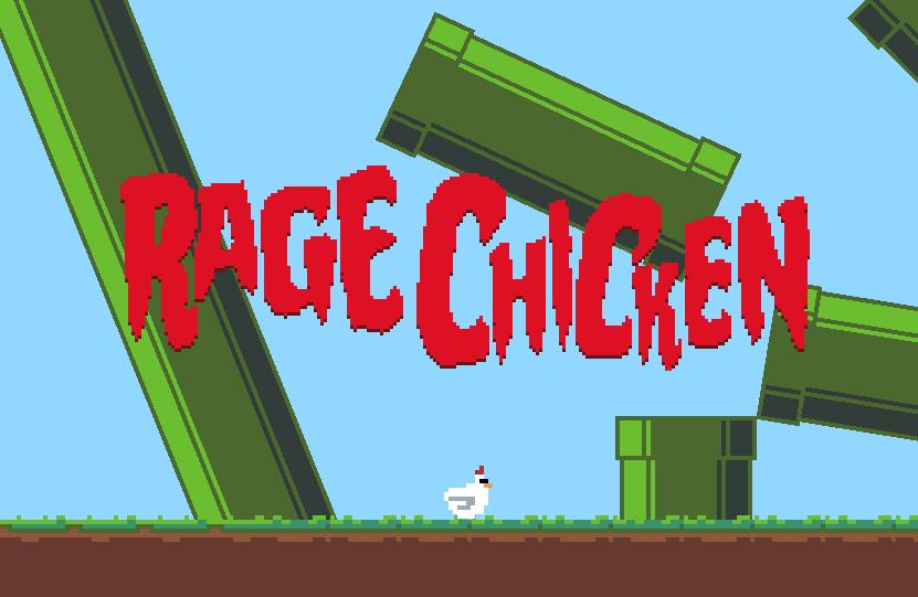 rage chicken game