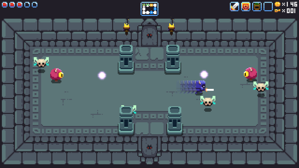 Knightin' (Complete) – A Retro Dungeon Crawler like Old-School Zelda with Traps, Puzzles, and QR Codes