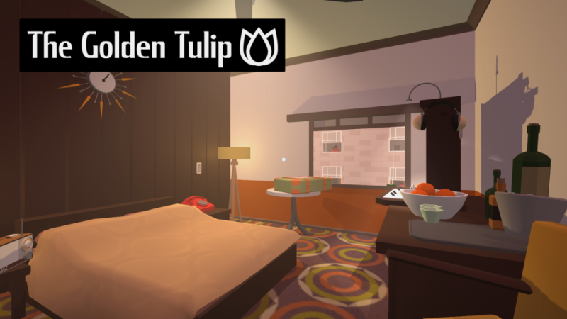 The Golden Tulip (Early Access) – Use Your Spy Skills and Eliminate the Correct Target to Stop a Nuclear War!