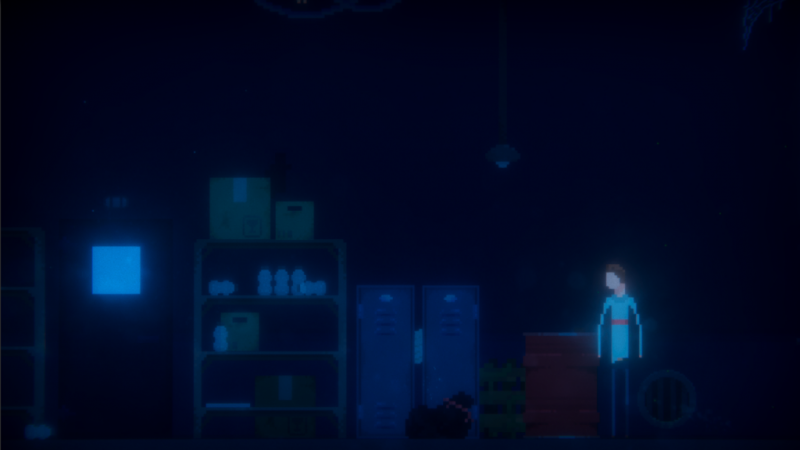 Ellen (Early Access) – An Indie Horror Adventure with Nerve-Racking, Suspenseful, Atmospheric Gameplay