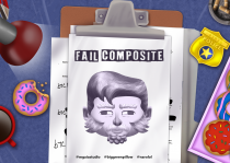 Fail Composite (Complete) – A Couch Co-Op Multiplayer Game Where You Need to Guess the Right Criminal with Your Friends