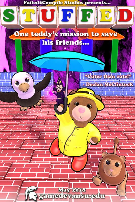 stuffed game