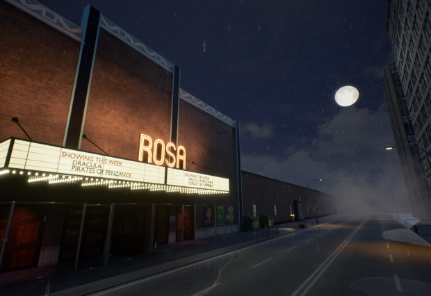The Cinema Rosa game