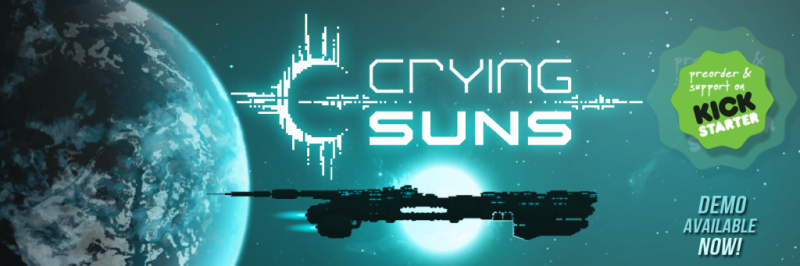Crying Suns (Early Access) - An FTL-Inspired Game with Real-Time Pausable Combat
