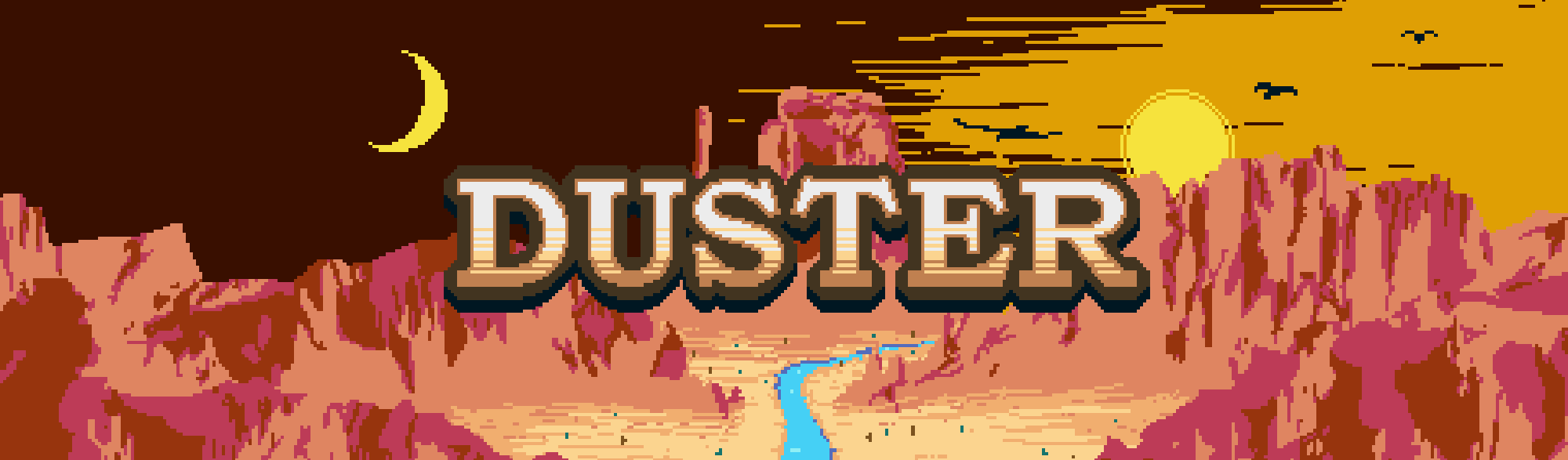 Duster (Early Access) – Explore the West in this Endless Roguelike