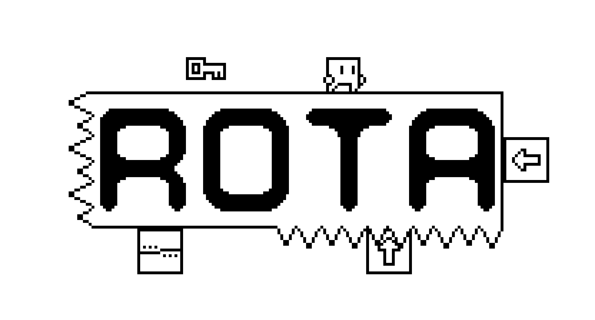 ROTA (Early Access) – A Gravity-Bending Puzzle Platformer
