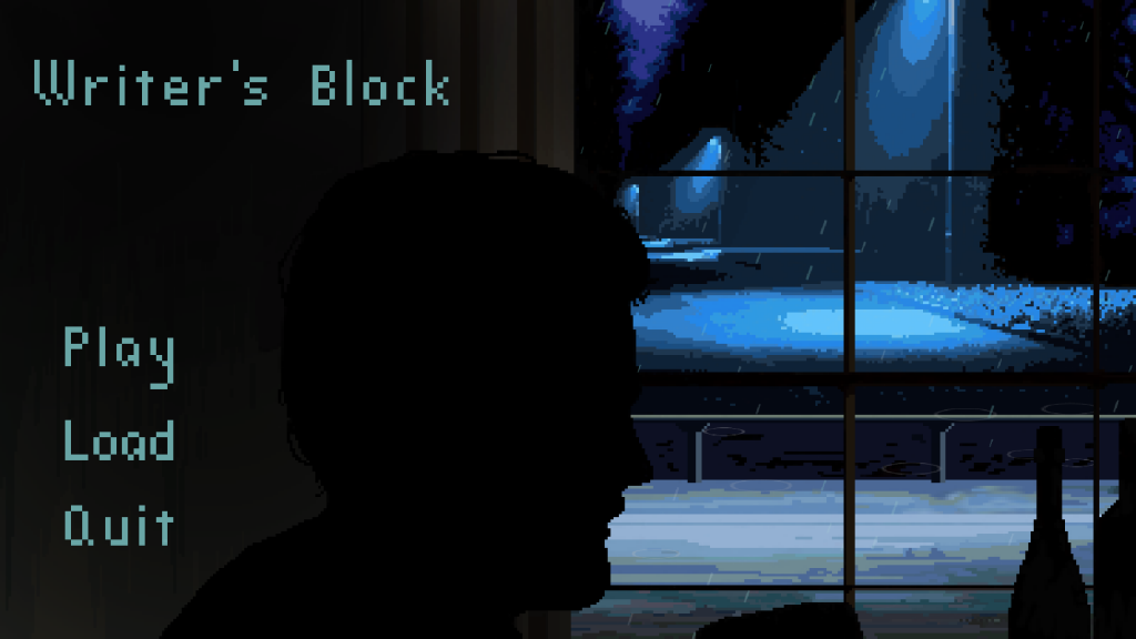Writer's Block (Early Access) – A Narrative Psychological Horror Adventure