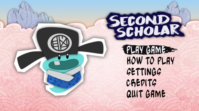 Second Scholar (Complete) – A Grid-Based Puzzle Game Where You Control Time