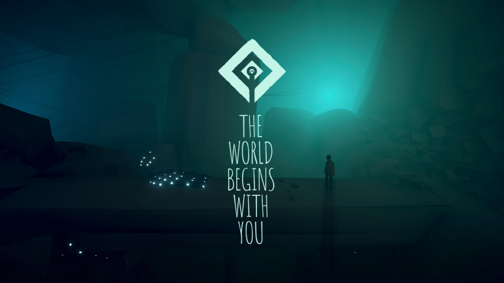 the world begins with you game