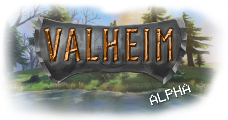 Valheim (Early Access) - Craft, Build, and Explore a Huge Viking World in this Pretty MMORPG