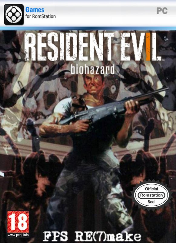 Resident Evil RE(7)make (Early Access) - Play the Original RE in First-Person with New Puzzles and Rooms!
