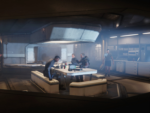Star Citizen (Alpha) – A Huge Space Exploration Game