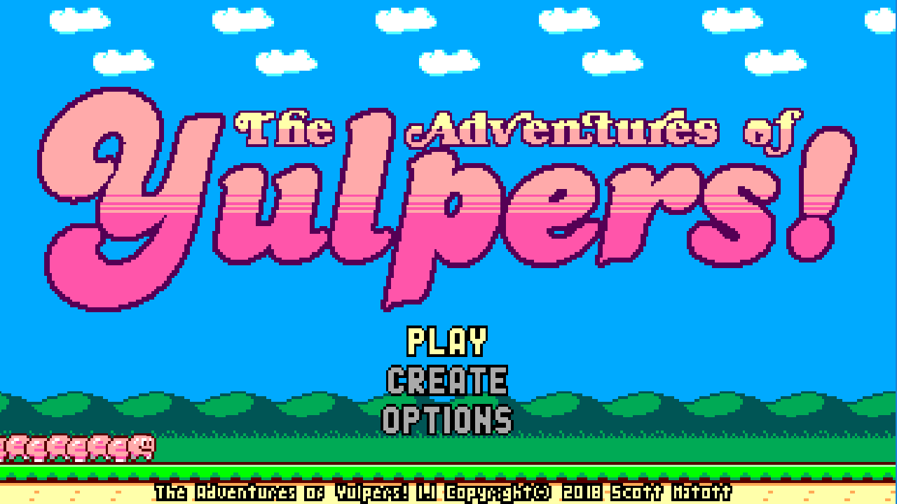 The Adventures of Yulpers! (Complete) – It's Mario But You're a Caterpillar Who Eats Enemies