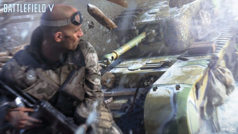 Battlefield V (Beta) - The Next-Gen Large Scale Warzone Shooter